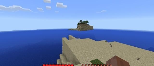minecraft ocean water world