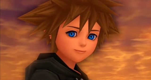 Xion appears as Sora at the end of 358/2 Days.
