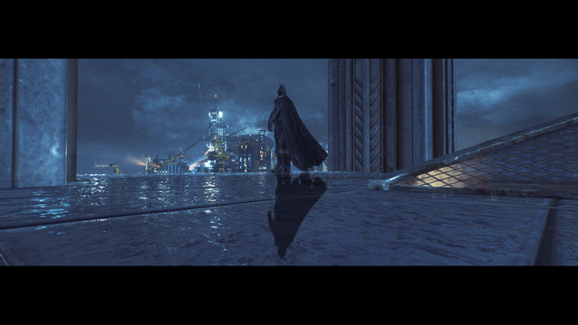 Batman Arkham Knight Photo Mode
