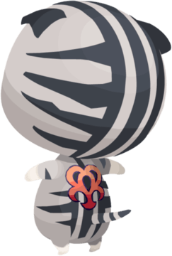 Chirithy revealed to be a Dream Eater.
