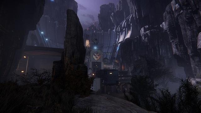 Evolve: Plenty of Places to Hide