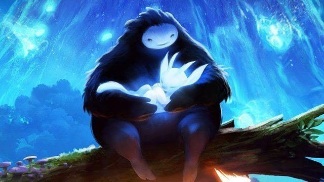 Ori and the Blind Forest Ori and Naru