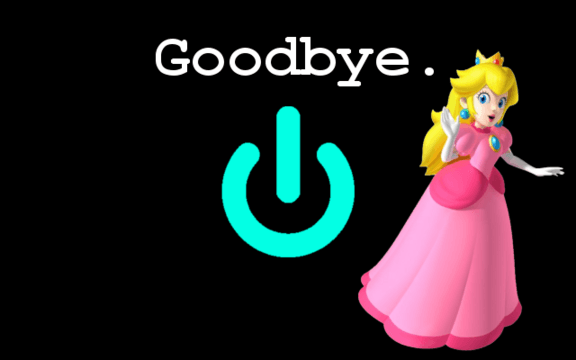 Ladies in Gaming - Goodbye