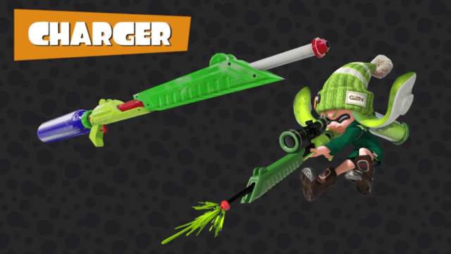 spatoon charger main weapon guide