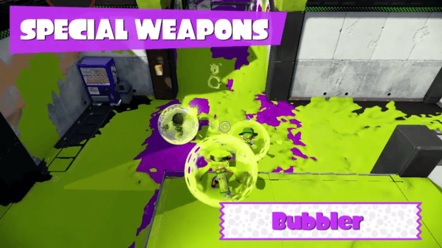 spatoon special weapon bubbler