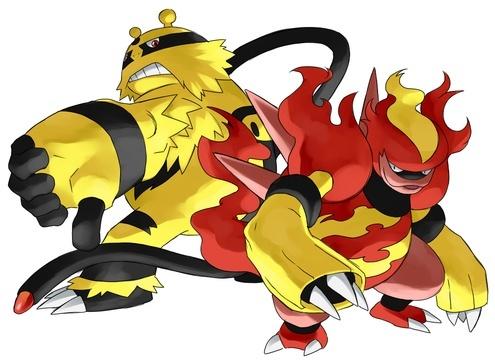 Global trading system pokemon y