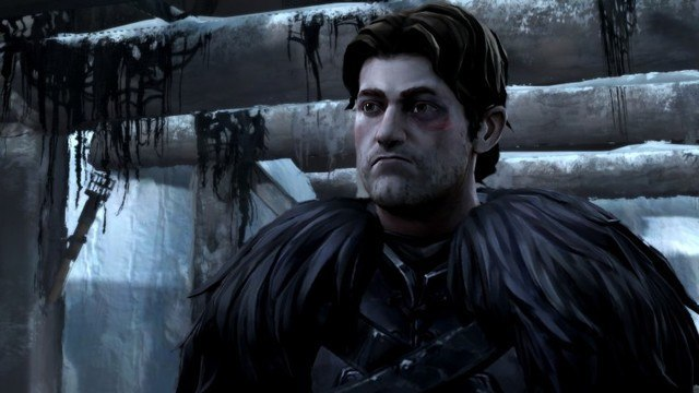 Game of Thrones Telltale Garrod at the wall episode 4