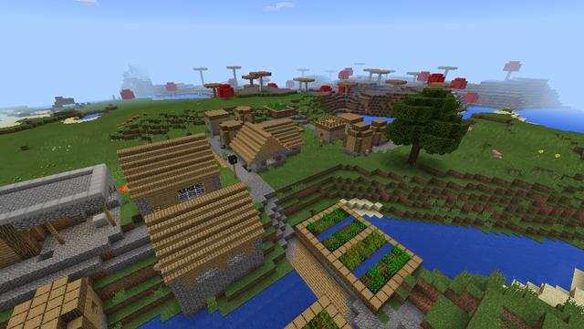 Minecraft pe Blacksmith