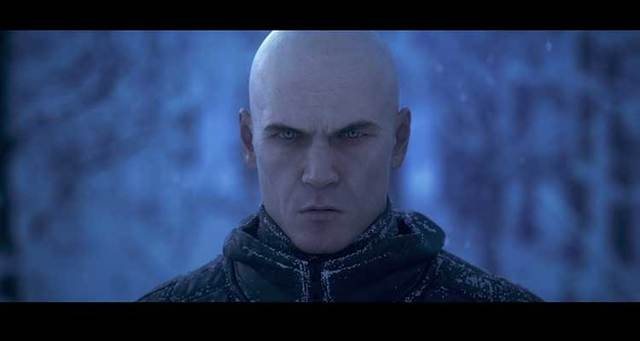 Hitman (2015) game unveiled at Square Enix's conference at E3.