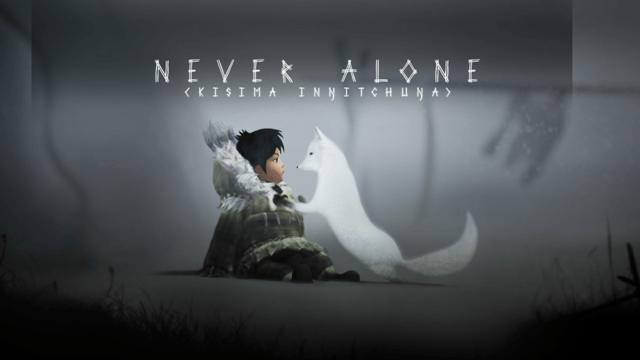 Never Alone promo