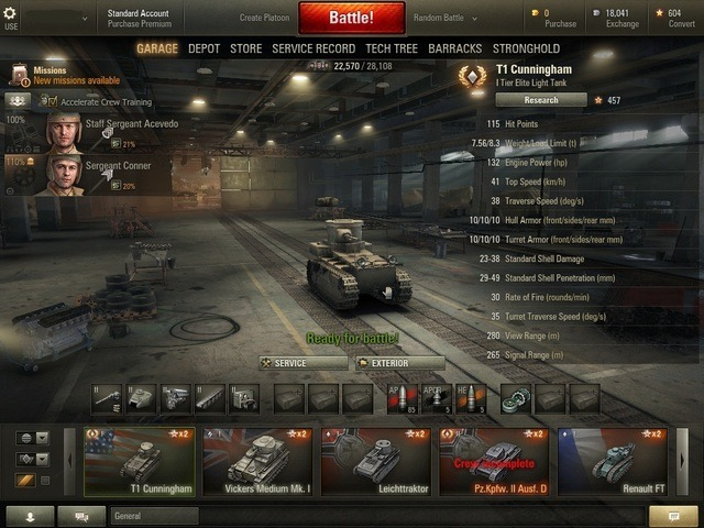 world of tanks guide