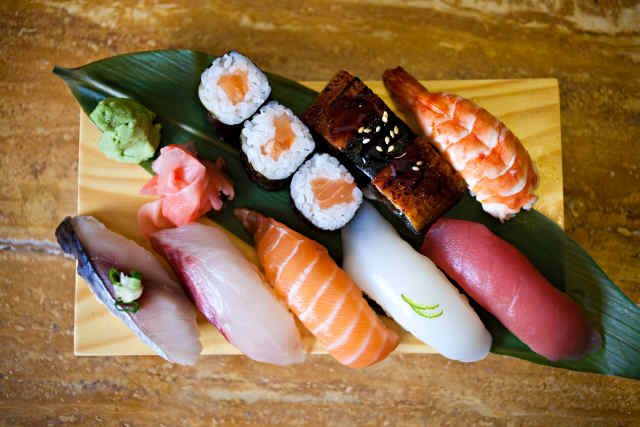 Sushi-Platter-of-Standing-Sushi-Bar