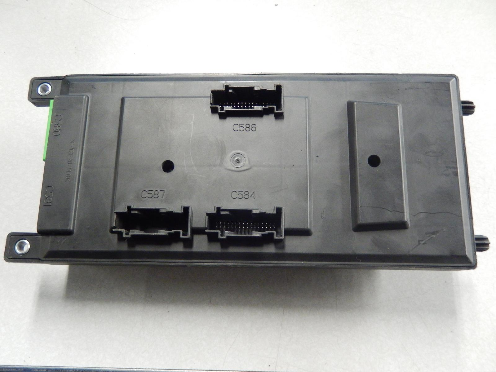2007 range rover sport fuse junction block box id yqe500420