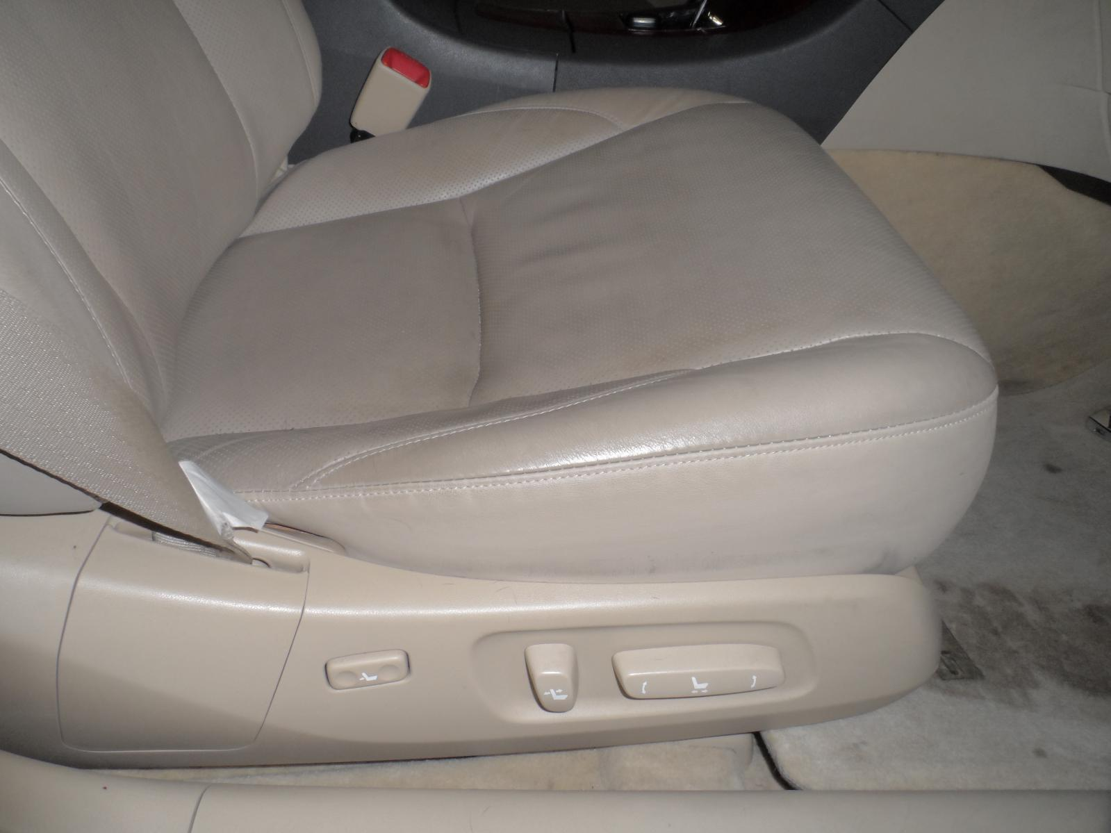 Ebay Auto Body Parts >> 2007 2008 LEXUS ES350: Right Front Seat, Tan LB05, Leather, Premium Heated | eBay