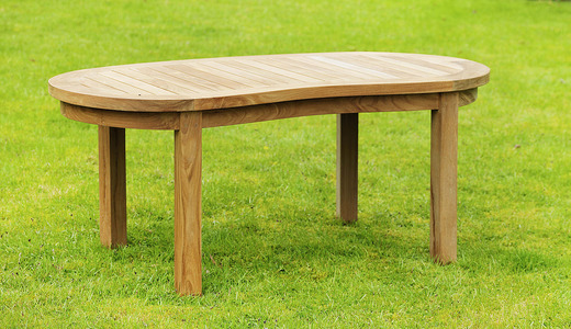 Teak-banana-coffee-table