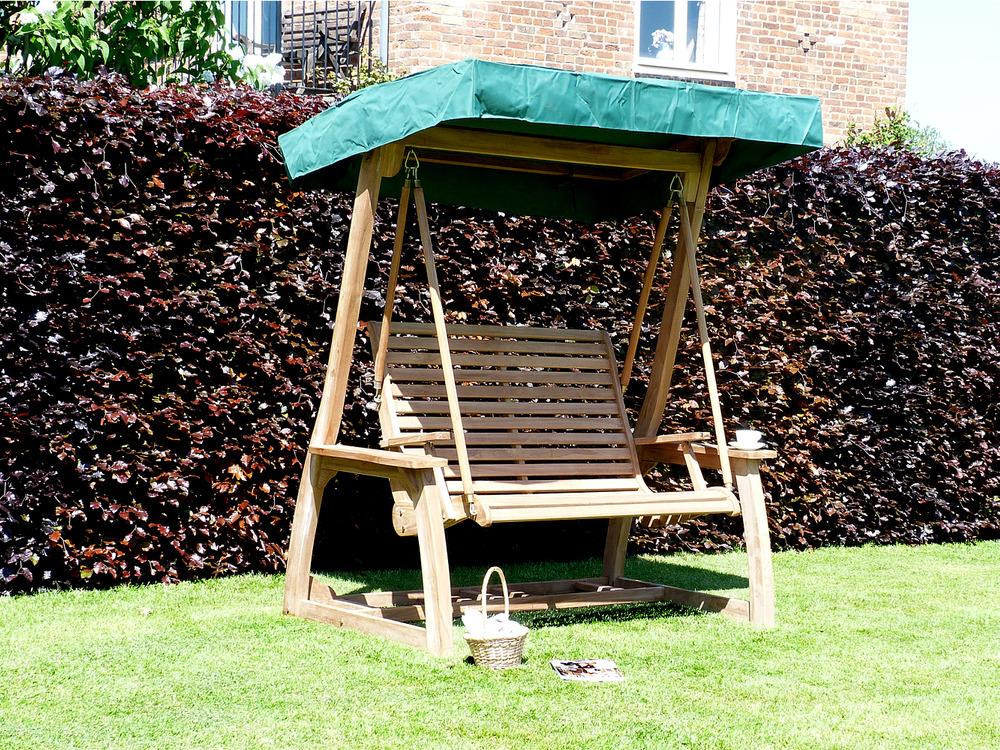 Teak Swing Seat Turnberry Garden Swing Seat