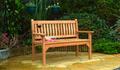 Westminster-flat-armed-150cm-teak-garden-bench-45