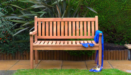 Garden Bench Westminster 120