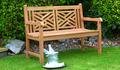 Oxford-120cm-cross-back-teak-garden-bench-45