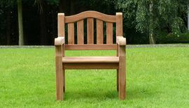 Cambridge Teak Garden Chair