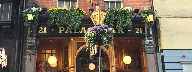 Whiskey Palace Dublin Ireland