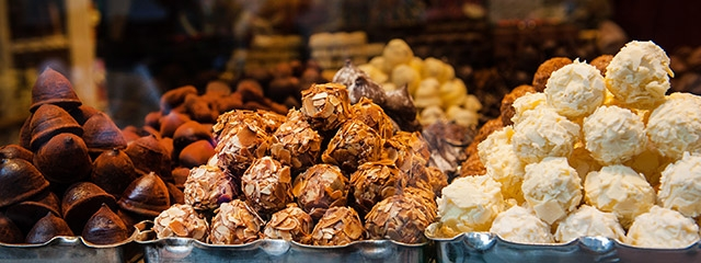 Fun facts about Belgian chocolate