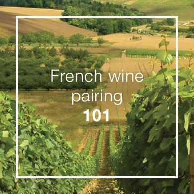 French wine pairing