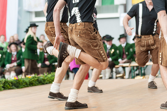 The Black Forest is home to lots of folklore and festivals