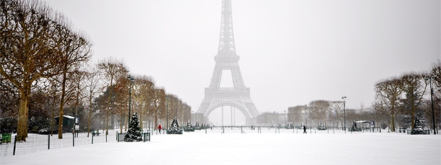 What to do in Paris in the winter