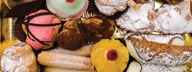 Indulge in Italian sweets