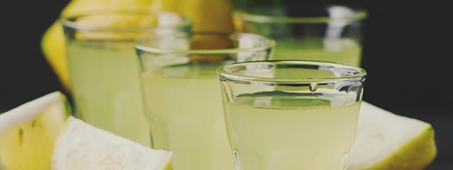 Recipe for Italian limoncello