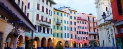 Free time activities in northern Italy
