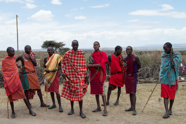 Masai Warriors Kenya