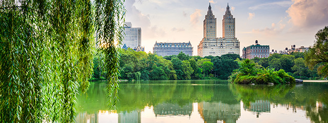 The Upper West Side in New York City