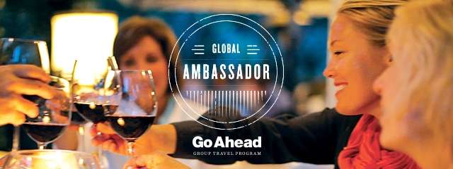 Meet our new Global Ambassadors
