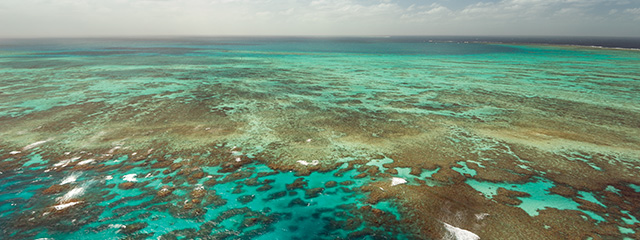 1-Great Barrier Reef