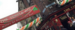 Celebrating St. Patrick's Day in Dublin