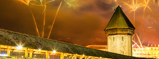 Celebrate New Year's in Lucerne