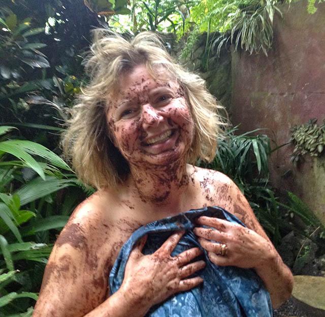 Doreen at Pure Jungle Spa in Costa Rica