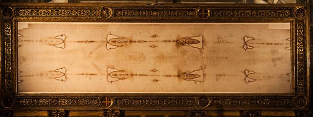 Shroud of Turin 640x240