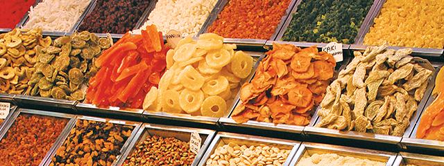 Visit La Boqueria Market in Barcelona, Spain
