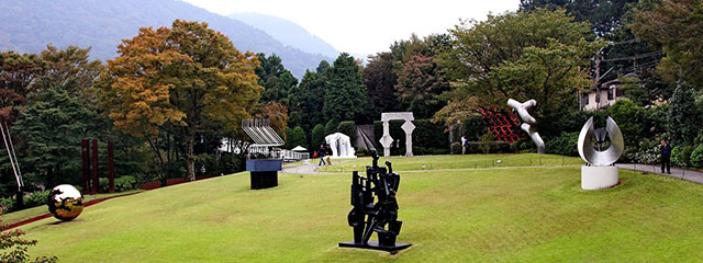 Japan_Hakone Open-Air Museum_Staff Photo_640x240px