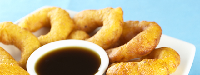 Try Picarones in Peru