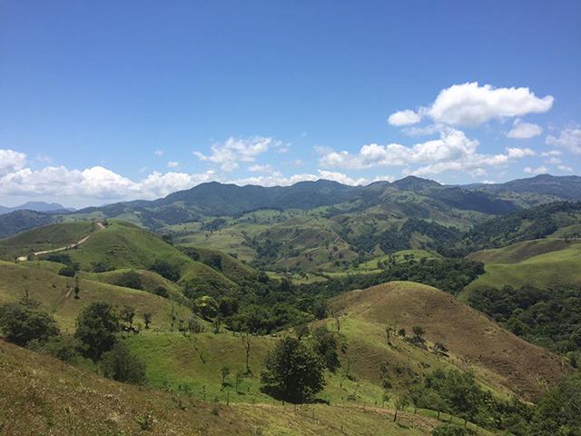 Monteverde region of Costa Rica
