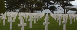 A meaningful journey to Normandy, France
