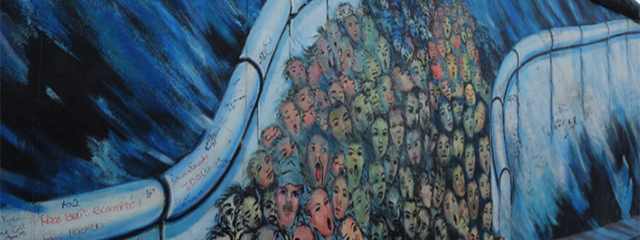 Berlin Wall in Germany