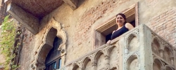 A day on tour in Verona, Italy