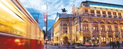 Vienna's musical history