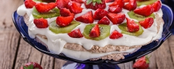 A pavlova recipe fit for celebrating
