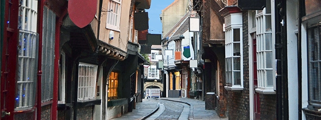 York Shambles, England
